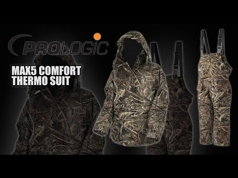 Comfort Thermo Suit 2 PCS