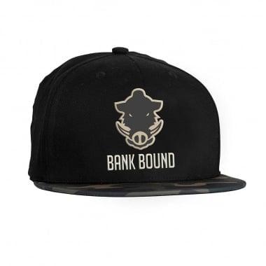 Bank Bound Flat Bill Cap