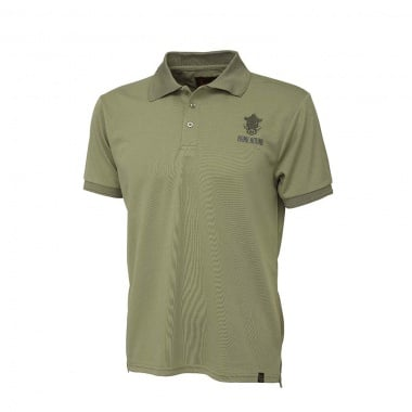 PROLOGIC BANK BOUND TECHFIT POLO Тениска с яка