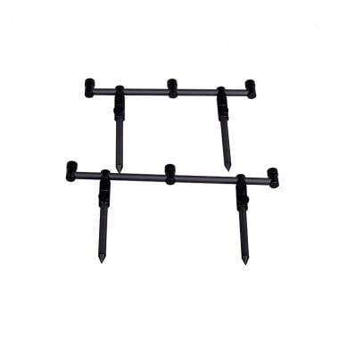 PROLOGIC Black Fire Pod 'n' Goal Post Kit (Alu) Стойка за три въдици