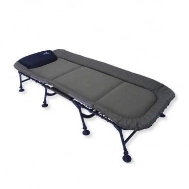 Commander Flat Wide Bedchair 8 Legs Шаранджийско легло