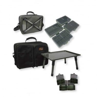 PROLOGIC CRUZADE RIG STATION Комплект за монтажи с маса и чанта