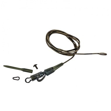 Safety Clip Quick Change Swivel Hollow Leader