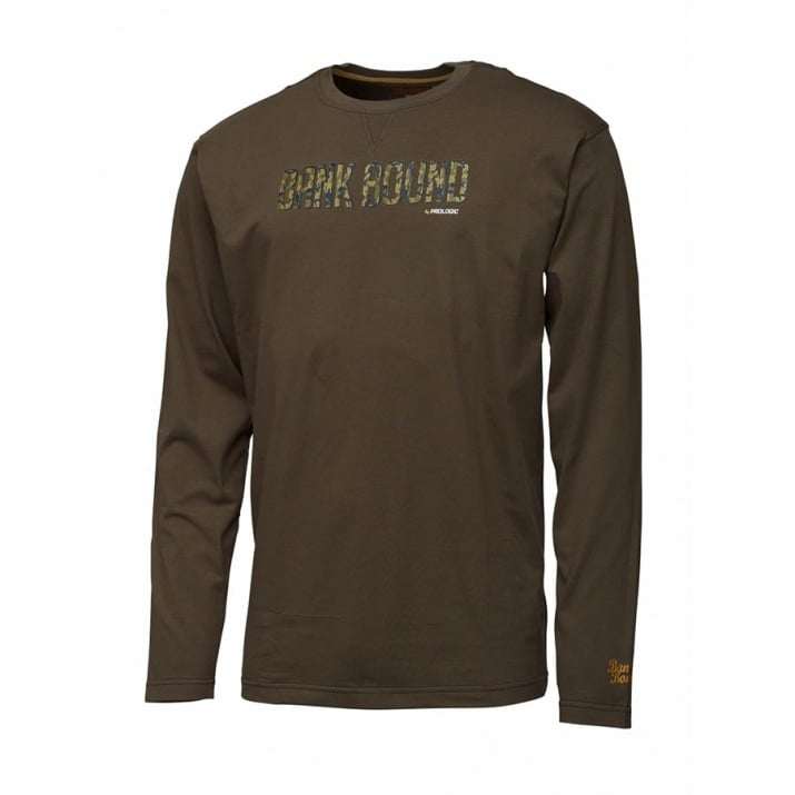 PROLOGIC BANK BOUND CAMO T-SHIRT LONG SLEEVES Блуза