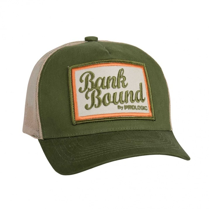 Bank Bound Mesh Cap