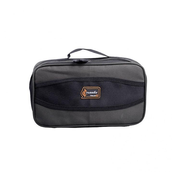 PROLOGIC Cruzade Hookbait Bag Чанта за стръв с включени бурканчета