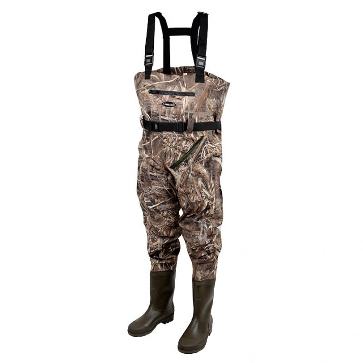 MAX5 Nylo-Stretch Chest Waders w/Cleated Sole Гащеризон