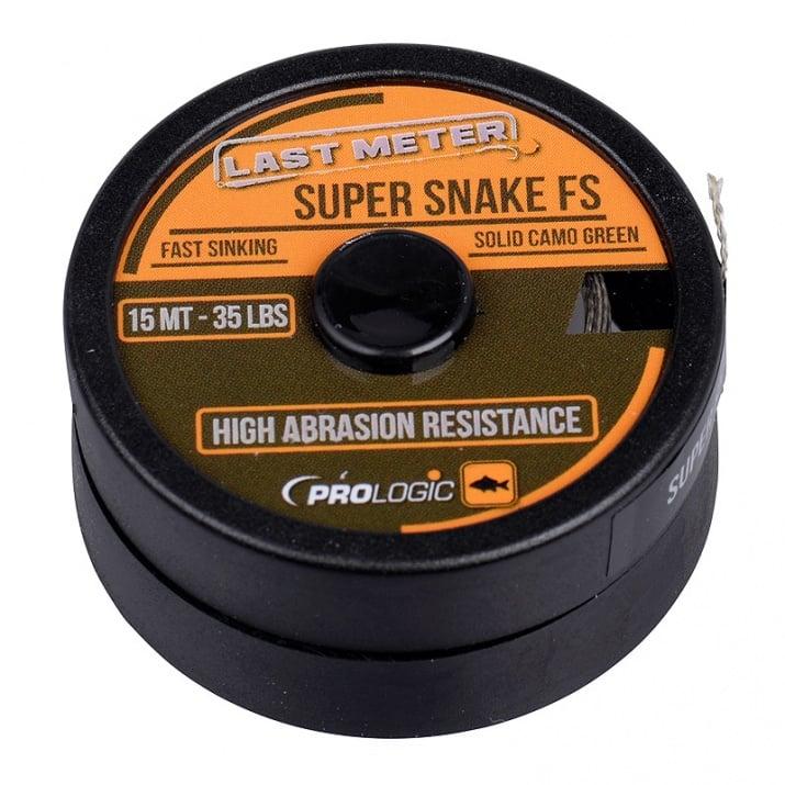 PROLOGIC Super Snake FS Плетено влакно за поводи