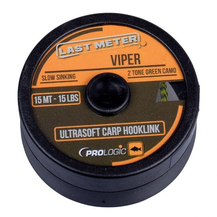PROLOGIC Viper Ultra Soft Плетено влакно за поводи
