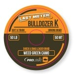 BULLDOZER K BRAIDED SHOCK LEADER